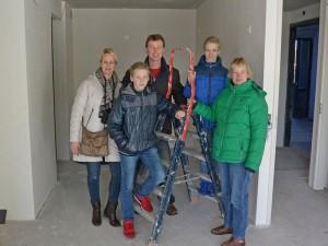 Familie Nijland in De Peperkamp